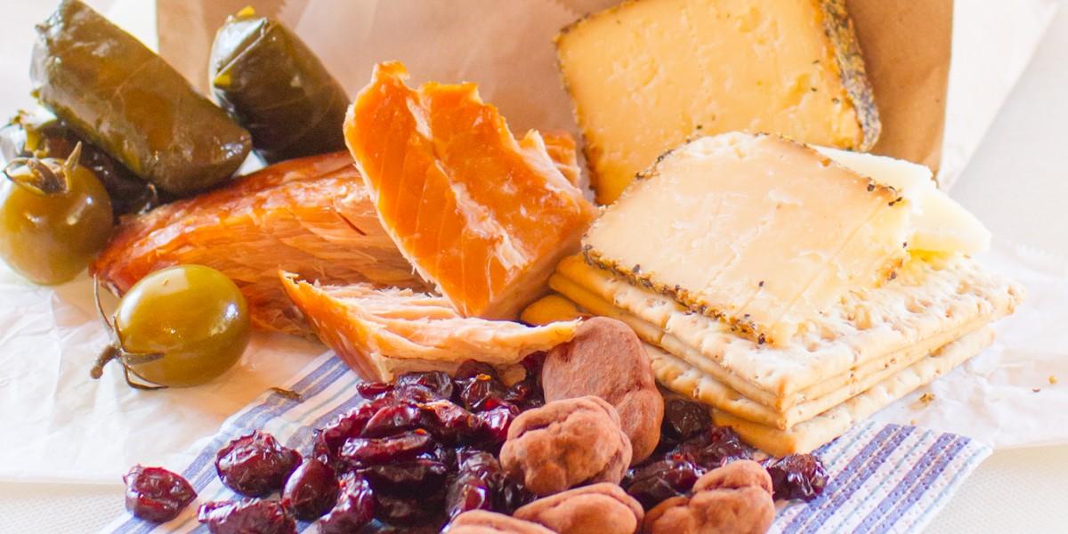 Bandon, Oregon artisan food
