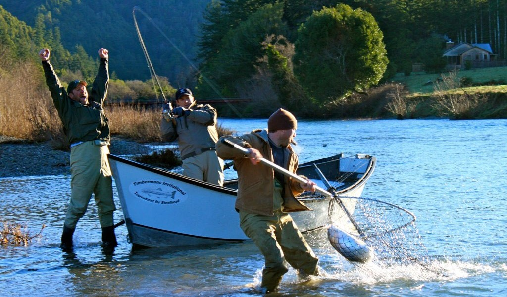 fishing coquille river bandon
