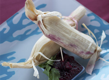 tamales, Cranberry Festival food fair