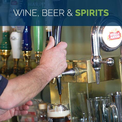 Bandon Dining Wine, Beer & Spirits