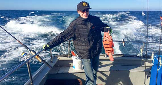 ocean fishing prowler charters bandon oregon