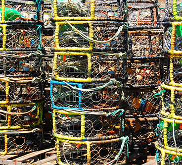 crab pots bandon oregon