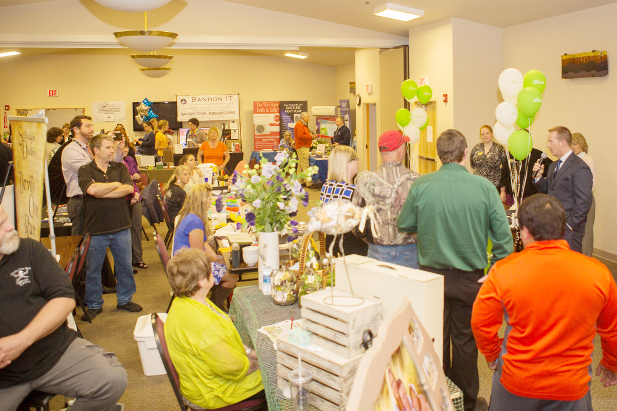 group, Bandon Business Fair 2016