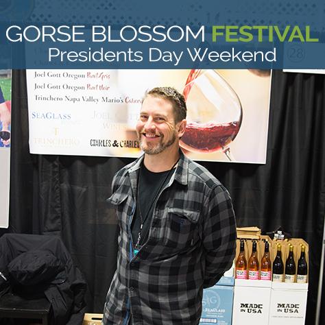 Gorse Blosson Festival
