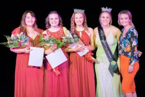 2020 Cranberry Queen and Court