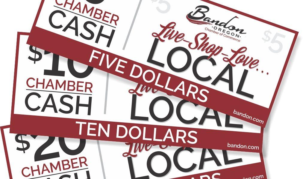 Bandon Chamber Cash