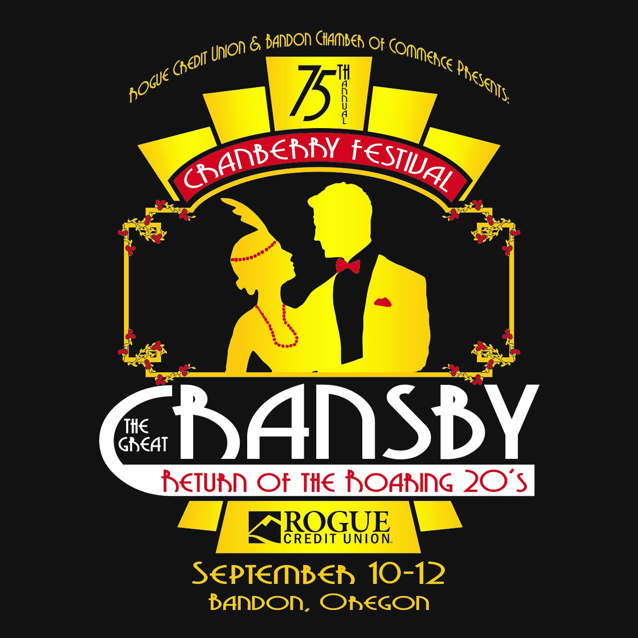 75th Annual Cranberry Festival - The Great Cransby, Return of the Roaring 20's